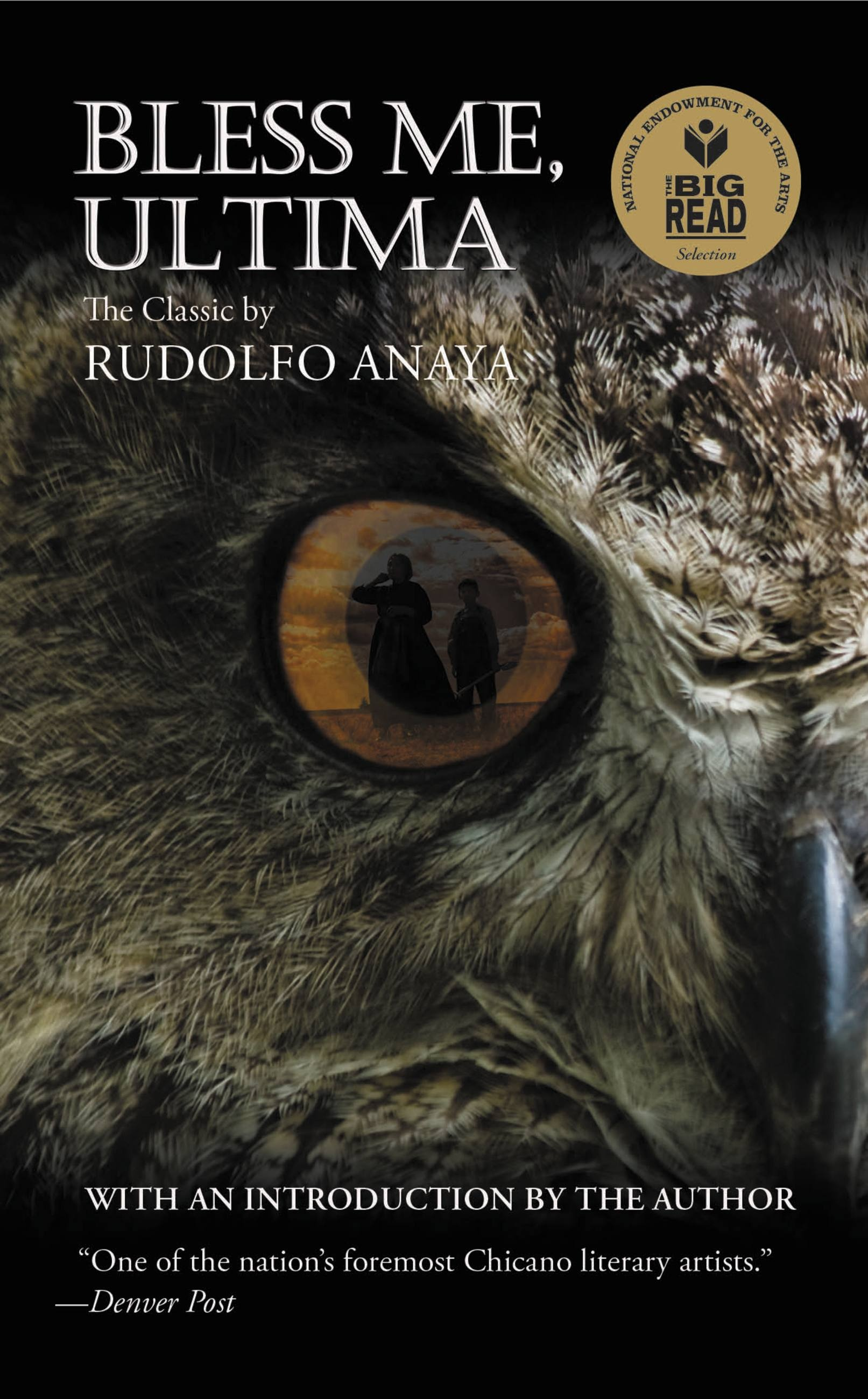Bless Me Ultima By Rudolfo Anaya Grand Central Publishing