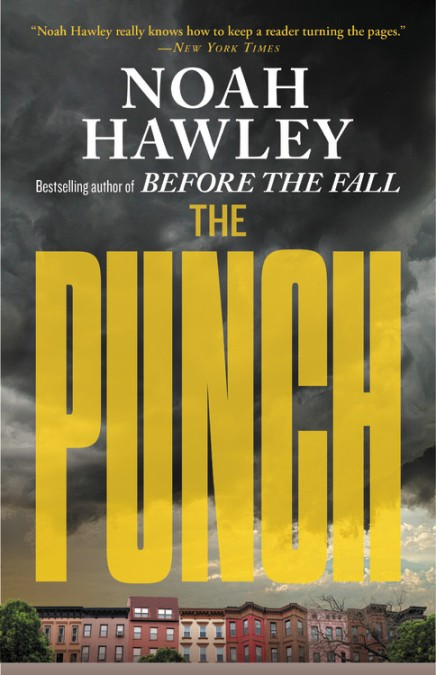 The Punch by Noah Hawley | Grand Central Publishing